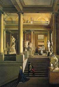 Учебный рисунок в Академии Художеств — обложка книги.