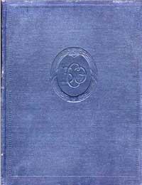 Большая советская энциклопедия, том 46 — обложка книги.