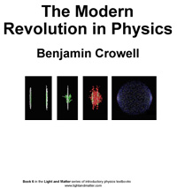 The modern revolution in physics — обложка книги.