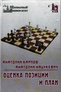 Оценка позиции и план — обложка книги.