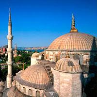 Красота и великолепие Турции