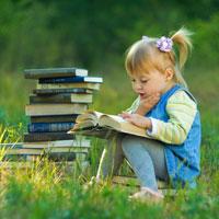 Прививайте детям любовь к чтению!