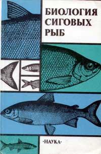 Биология сиговых рыб — обложка книги.