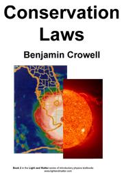 Conservation laws — обложка книги.
