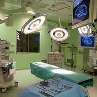 Оборудование медицинского центра.